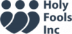 Small HF Logo with Myriad Text - all blue